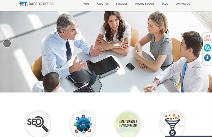 Top Seo Company Usa Web Design Development Bpo Outsources In India